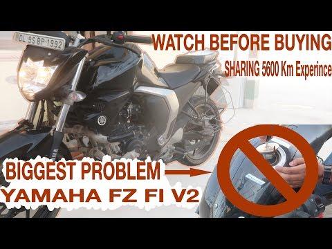 Yamaha fz fi V2 Biggest Problem ( WHY YOU SHOULD NOT BUY Fz Fi  !!) | AttriBaaz