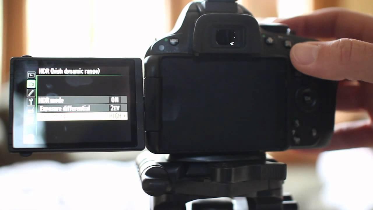 nikon d5100 in camera hdr tutorial youtube rh youtube com manual de nikon d5100 en castellano tutorial nikon d5100 español
