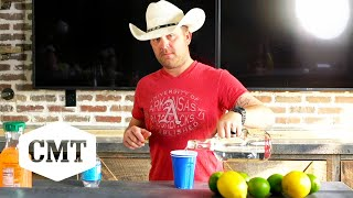 Cocktails & Mocktails 🍹 In the Kitchen w/ Justin Moore | CMT