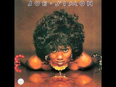 Joe Simon - Get Down, Get Down (Official Audio)