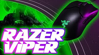 Razer Viper Gaming Mouse Review:  Razer gets it RIGHT!!
