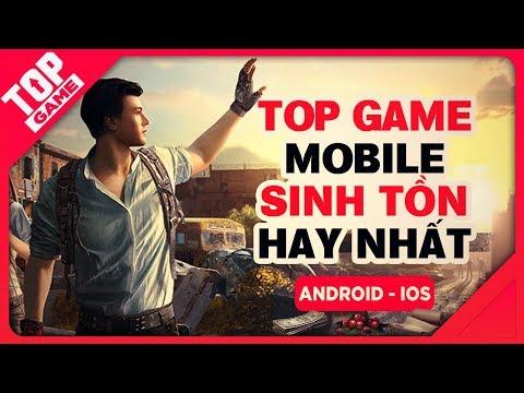 [Topgame] Top Game Mobile Sinh Tồn Mới Hay Nhất Cuối 2018