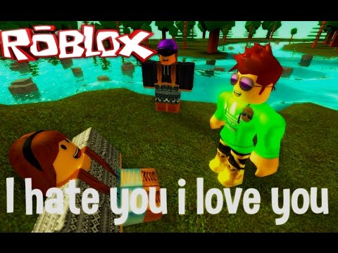 I hate you i love you (RBLX music video)