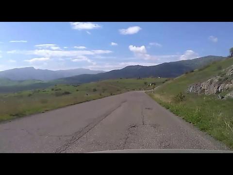 Армения, дорога Ноемберян-Ереван #1, май 2017