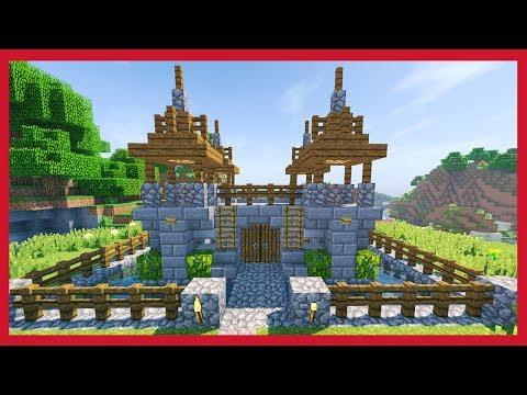 Minecraft: Come Costruire Un Castello