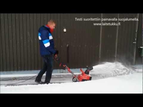 AL-KO Snow Line 46 E 2000W sähkötoiminen lumilinko