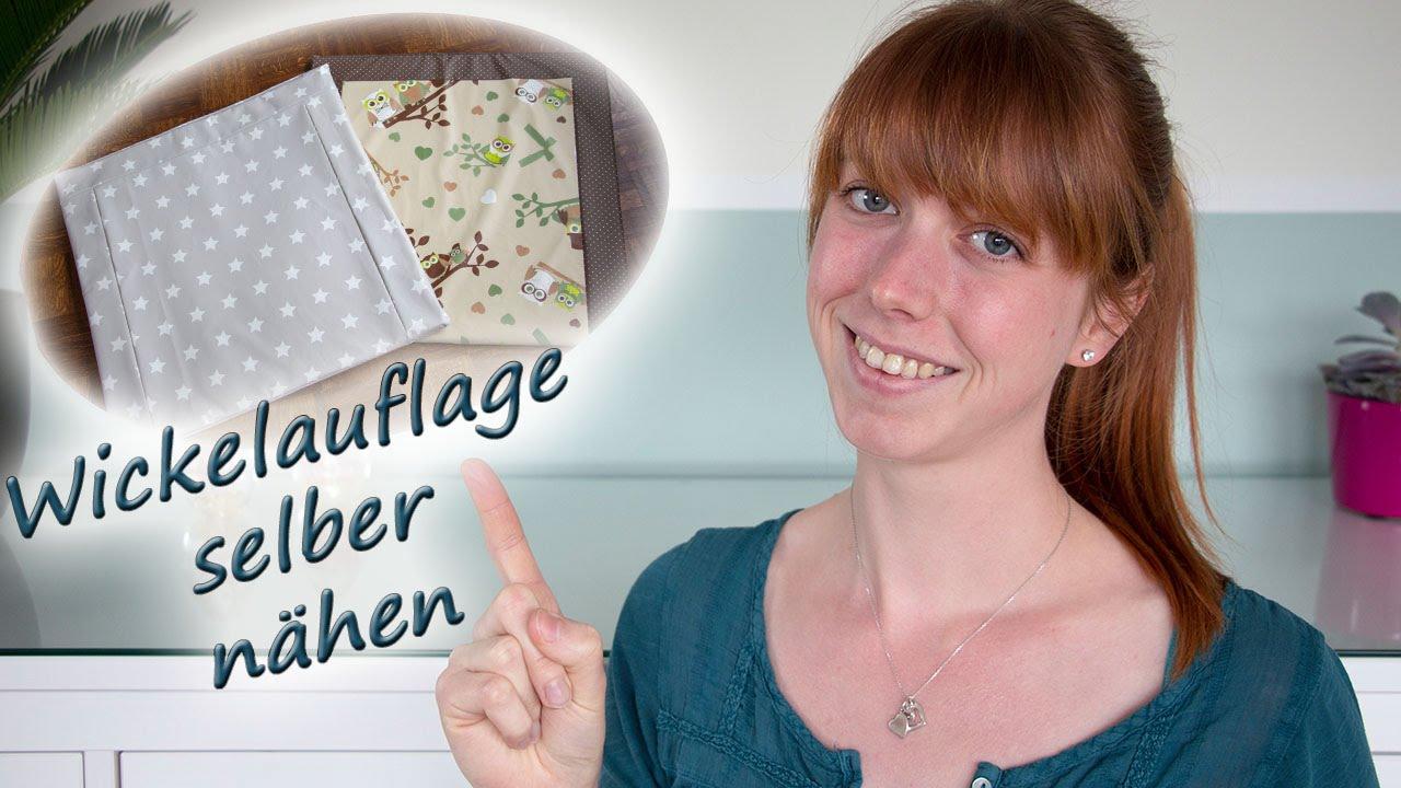 Wickelauflage Selber Nähen/ DIY   YouTube