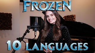 ❄️ FROZEN - 10 LANGUAGES ❄️
