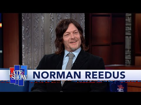 Norman Reedus Explains How He Ended Up With An Internet Famous Cat