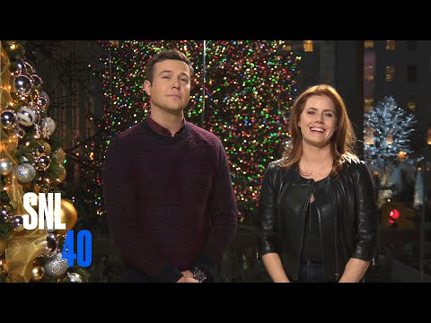 SNL Host Amy Adams is a One Direction Superfan - YouTube