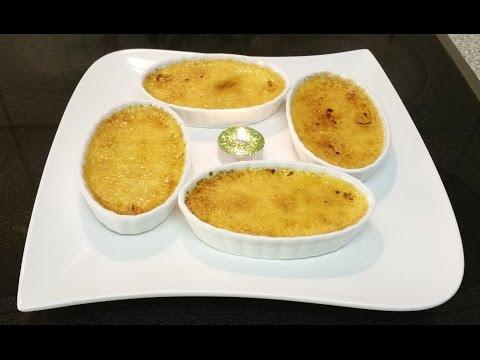 Creme Brulee (burnt cream) کریم بُرولے / Cook With Saima