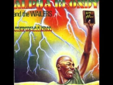 Alpha Blondy & The Wailers - Miwa
