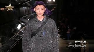 COTTWEILER London Fashion Week Men's Fall/Winter 2018-19
