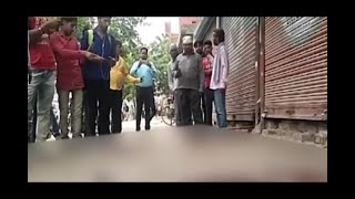 3 killed, 5 Injured In A Gang War In Delhi's Burari | ABP News