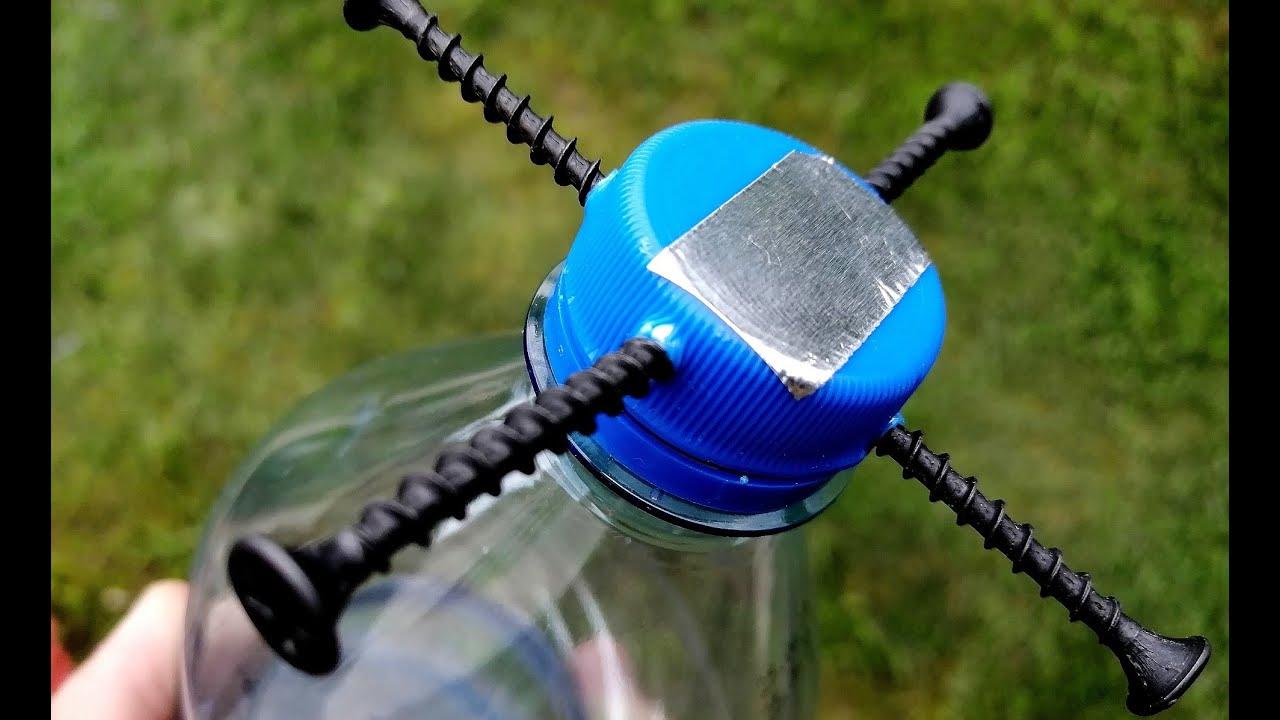 Что можно сделать из пластиковой бутылки своими руками