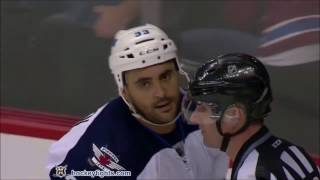 Top 10 Winnipeg Jets Fights