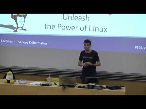 TheAlternative.ch - LinuxDays FS16 - The Power of Linux