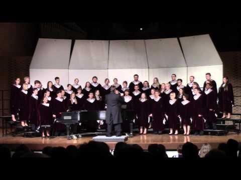 Morningside College Choir 04/26/16