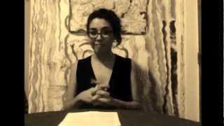 Literatura Histérica, segunda sesión: Juana Sinmás