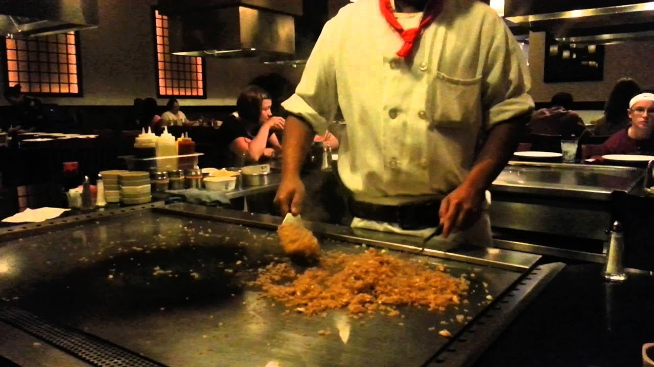 Chinese Food They Cook In Front Of You