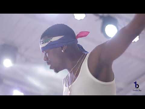 TroubleBoy Hitmaker - Performing  at Rap Kreyol Fest