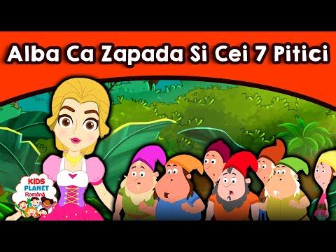 CROITORUL CEL VITEAZ | Povesti pentru copii | Romanian Fairy Tales from YouTube · Duration:  15 minutes 44 seconds