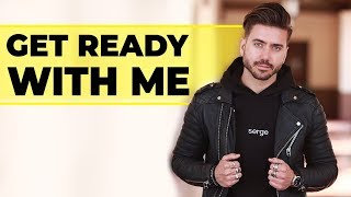 GET READY WITH ME | Men