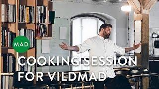Cooking Session for VILD MAD   Thorsten Schmidt
