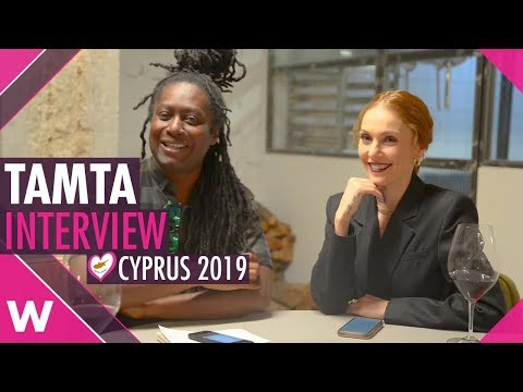 "Tamta ""Replay"" (Cyprus Eurovision 2019) Interview 