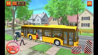 Indian Telolet Bus Coach Driving Simulator Android Gameplay