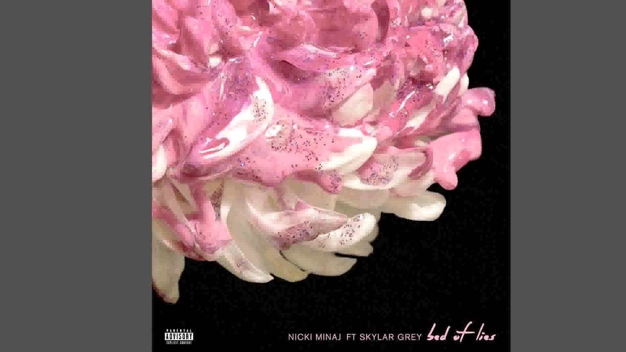 Nicki Minaj ft Skylar Grey Bed Lies Instrumental Lyrics