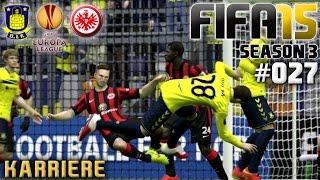 FIFA 15 KARRIERE SEASON 3 #026: Eintracht Frankfurt vs. Bröndby IF «» Let