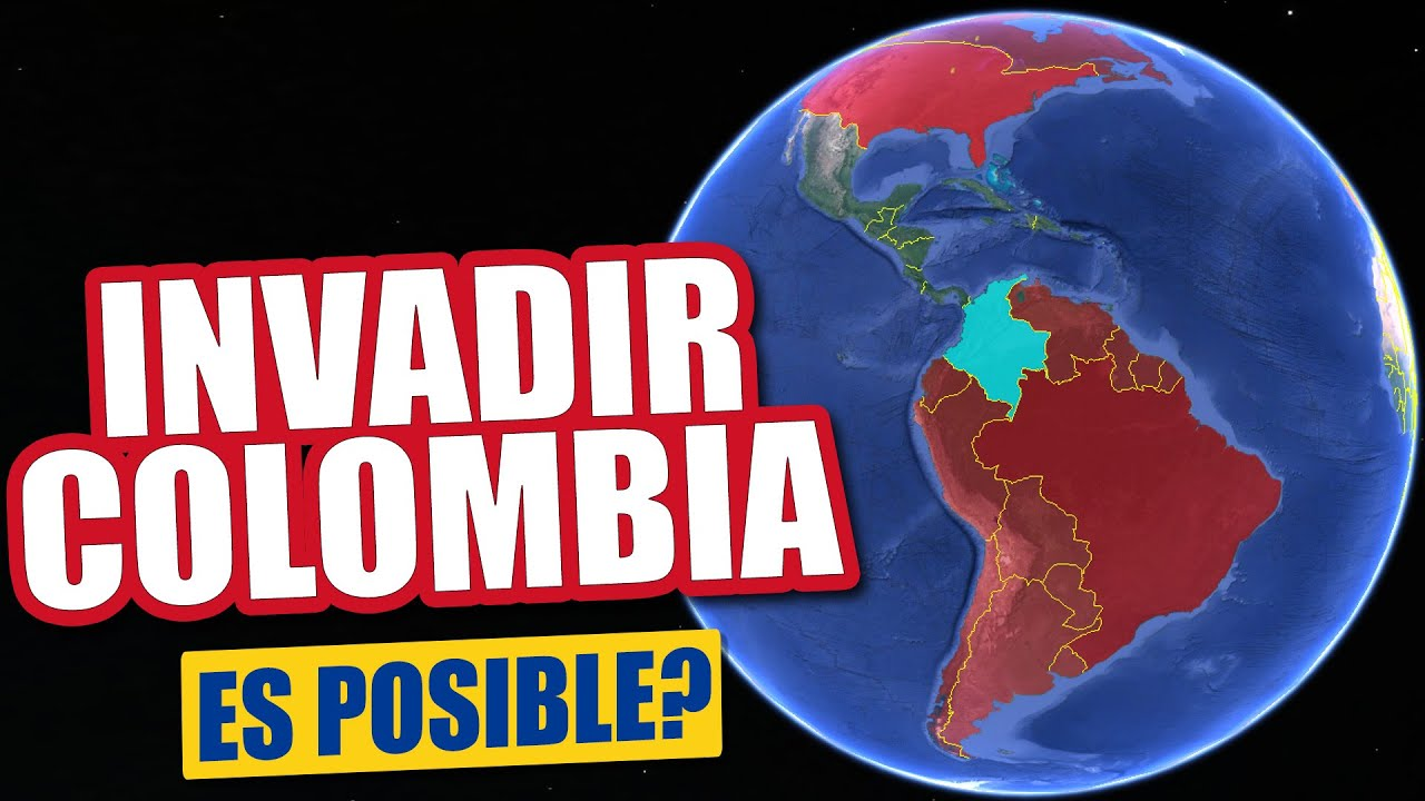Invadir Colombia : Es posible?
