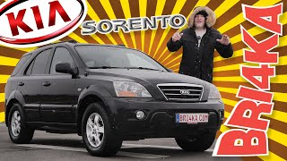 Kia Sorento | 1 Gen | Test and Review | Bri4ka.com