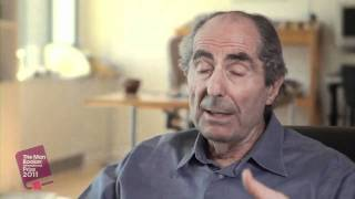 Man Booker International Prize 2011 Winner Philip Roth interviewed by Benjamin Taylor