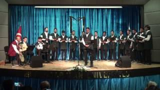 Muş Alparslan Üniversitesi 2017 Kutlu Doğum Haftası Konseri-Aşk Bezirganı  Kaside Mücahit Polat