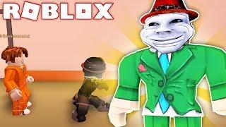 THE AFK TROLL! (Roblox Jailbreak Trolling)
