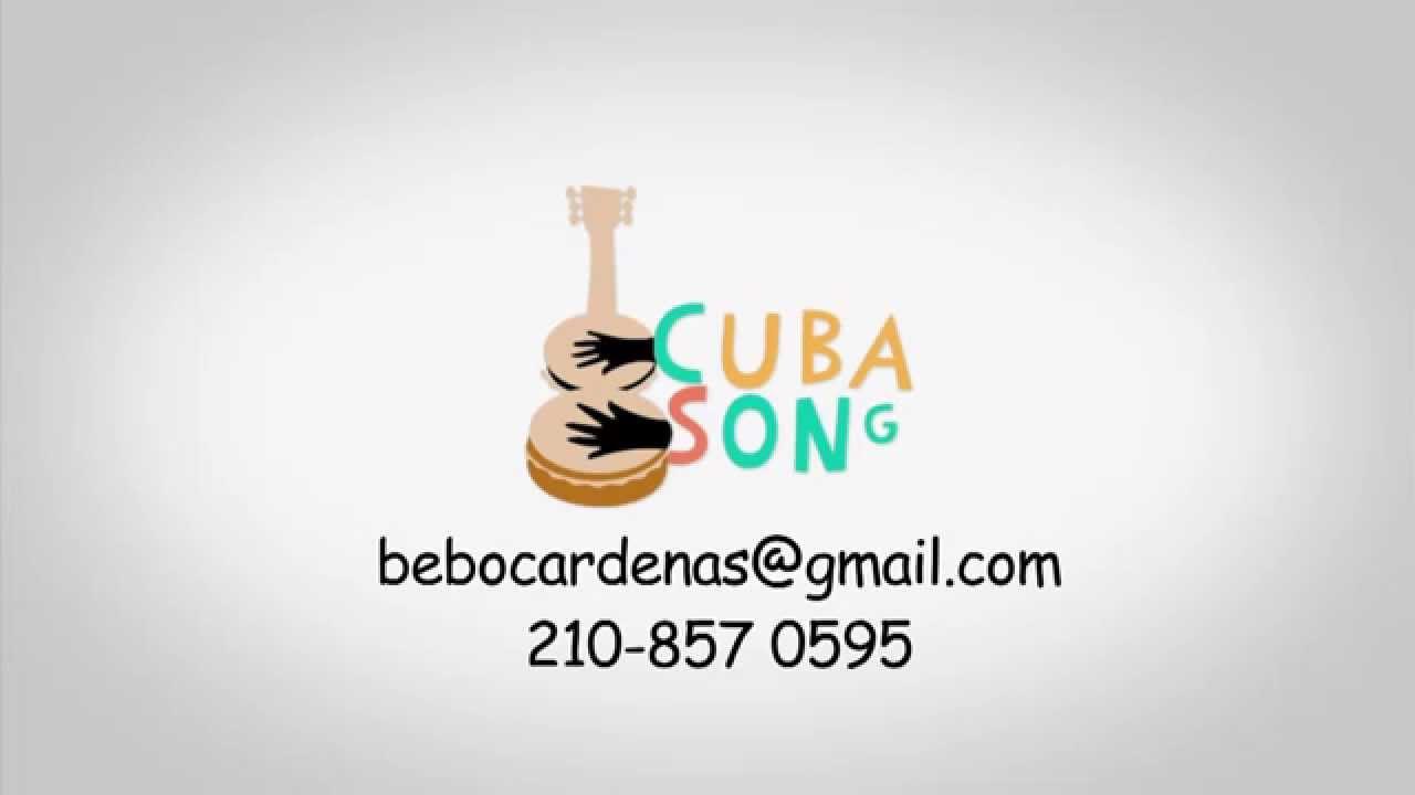 musica song cubano: