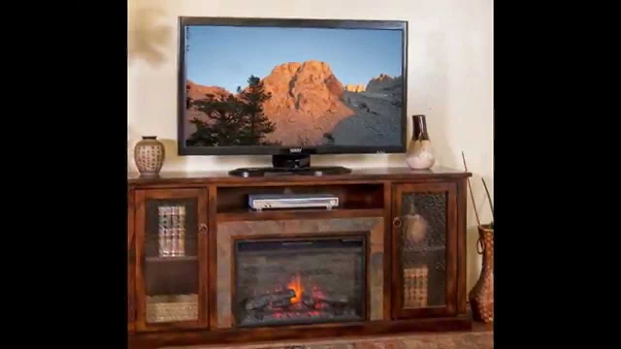 - Buy Electric Fireplace Tv Stand - Reviews And Discount Price - YouTube