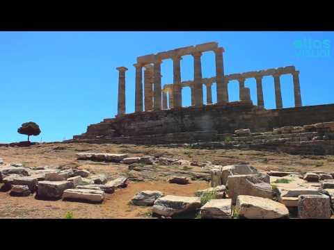 Sounion, Greece - Temple of Poseidon - AtlasVisual