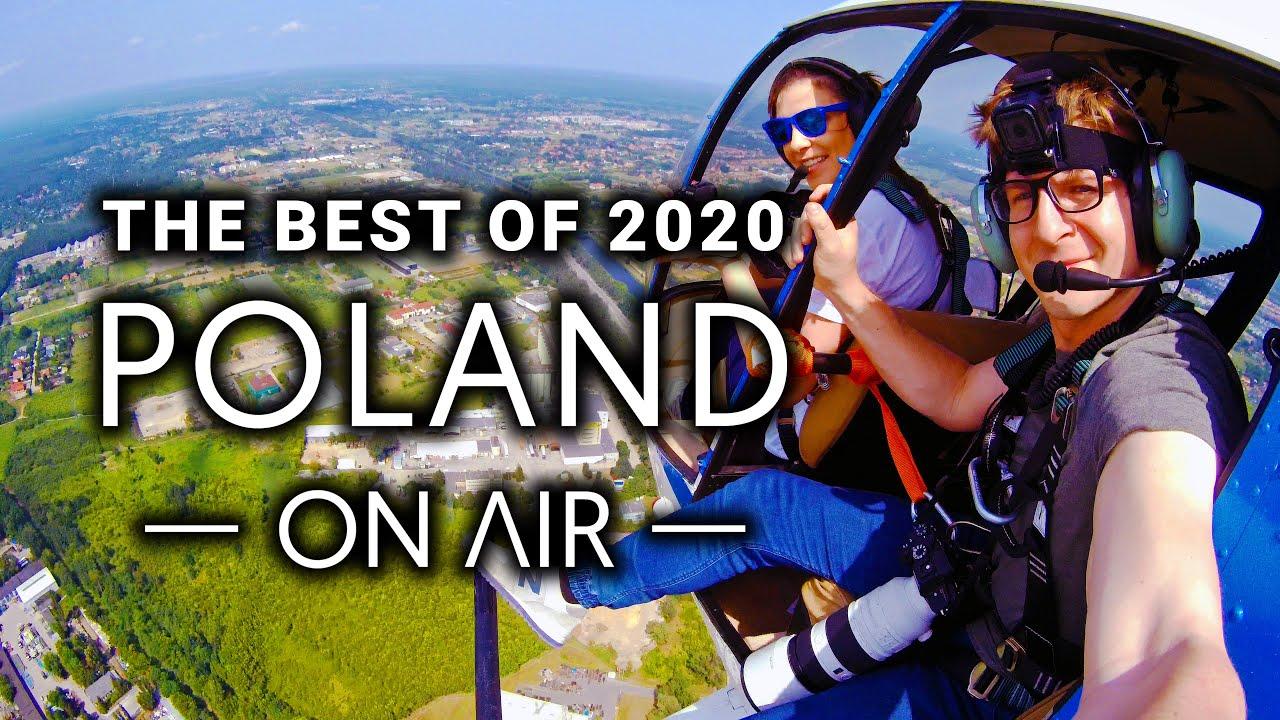 The Best of Warsaw 2020 by Poland On Air | 4K | Maciej Margas & Aleksandra Łogusz