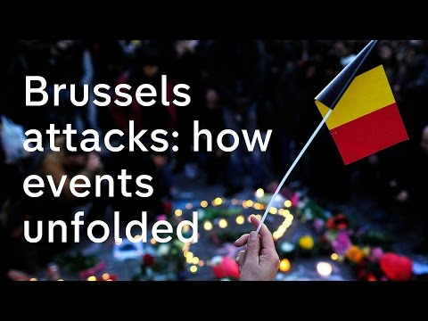 Brussels attacks: how the tragic events unfolded