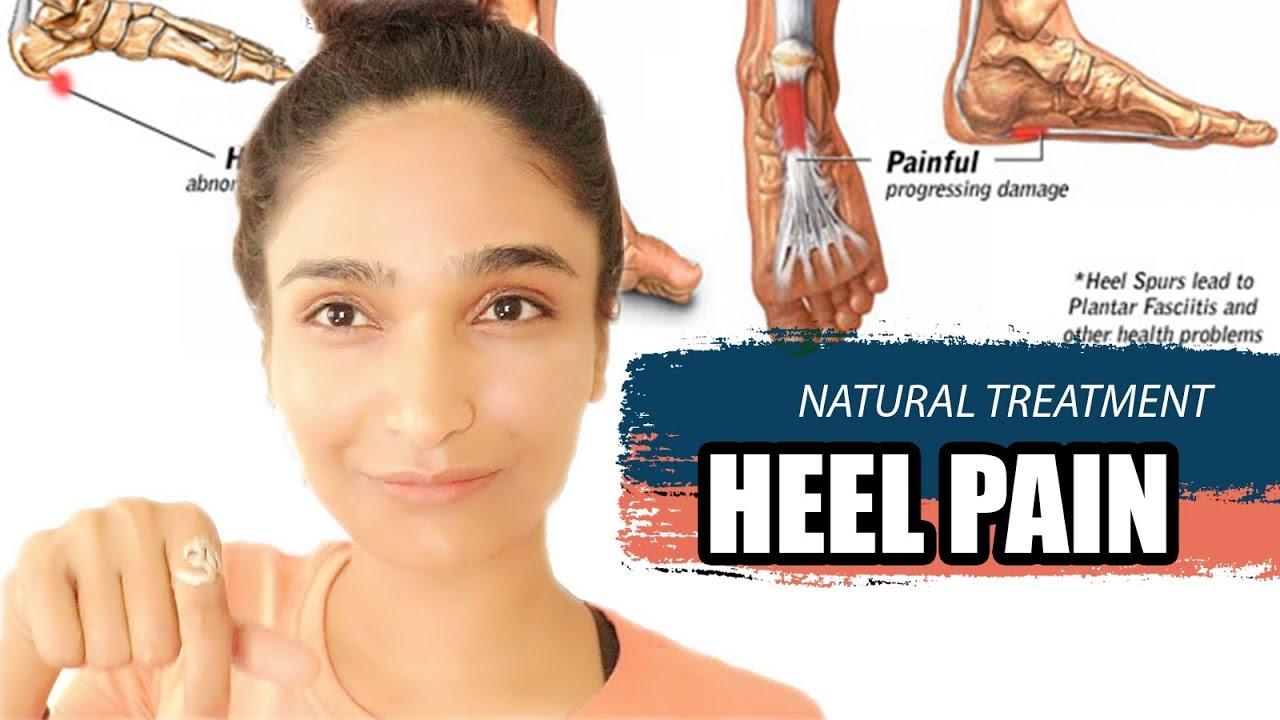 Heel pain treatment, causes (Acupressure Cure)  FIX ...