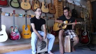 Cover Em Không Quay Về - Cajon Namloe if Guitarist Nam Nẽo