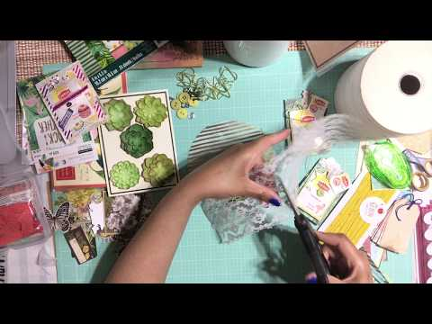 DIY - Loaded Happy Mail Envelope Tutorial - Snail Mail or Penpal Ideas & Tips - YennyStorytale