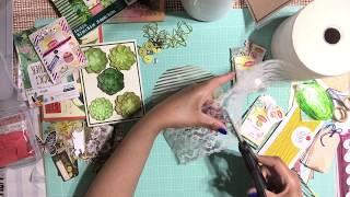 DIY - Loaded Happy Mail Envelope Tutorial - Snail Mail or Penpal Ideas & Tips - YennyStorytale