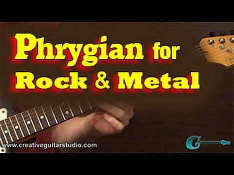 Phrygian for Rock & Metal Guitar