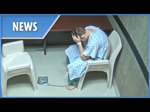 Parkland shooter Nikolas Cruz gets interrogated by detectives