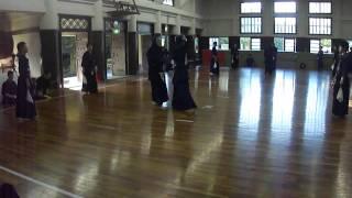 Kendo at Tokyo University
