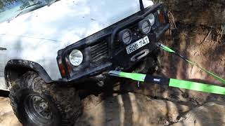 Recover Your 4WD with a Domin8r X Winch!